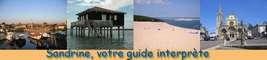 Sandrine votre guide interprète sur le Bassin d'Arcachon et l'Aquitaine